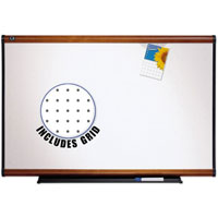 Quartet® Prestige® Total Erase® Boards - Non-Magnetice Surface