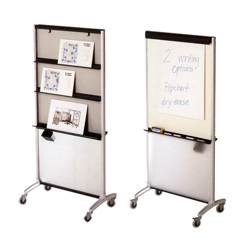 Quartet® 3-in-1 Total Erase® Easel