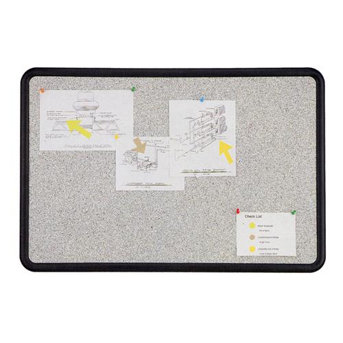 Quartet® Contour® Granite Bulletin Boards