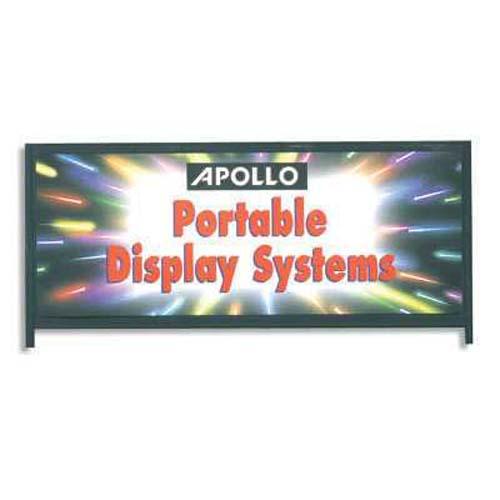 Quartet® Exhibition Display System Header Panel