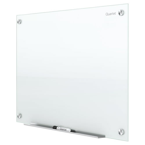 Magnetic Glass Dry-Erase Board