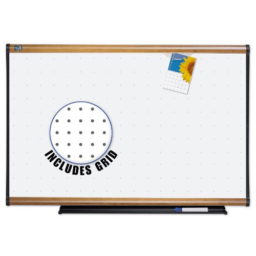 Quartet® Prestige® Total Erase® Boards - Non-Magnetice Surface