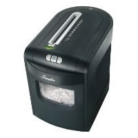 Swingline™ EX10-06 Cross-Cut Executive Shredder - Security Level 3