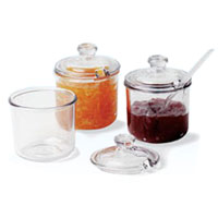 Cambro® Condiment Jars