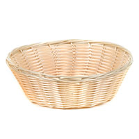 Plastic Rattan Baskets