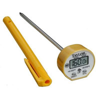 Waterproof Digital Thermometers