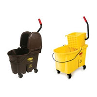 Wavebrake Mop Wringers and Buckets