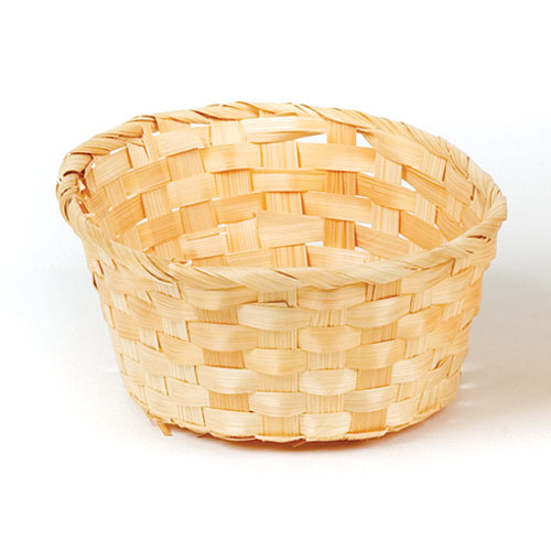 Bamboo Table Basket