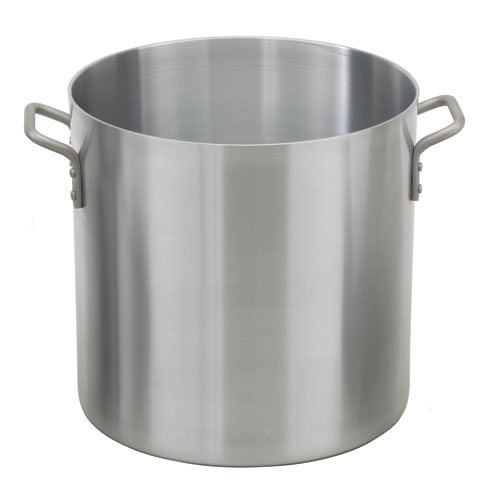 Medium Weight Aluminum Stock Pots