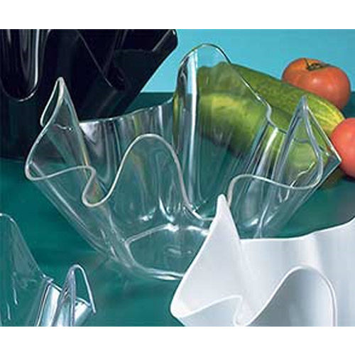 Plastic Crystalware Trays