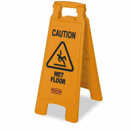 Rubbermaid® Floor Signs