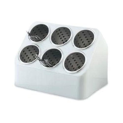 Silva-A-Tainer Plastic Flatware Dispenser