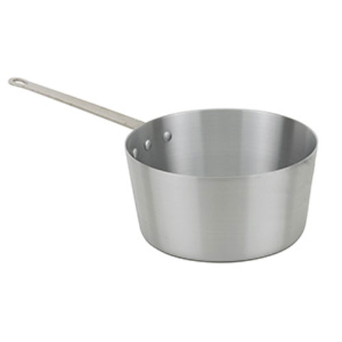 Standard Aluminum Sauce Pans and Covers