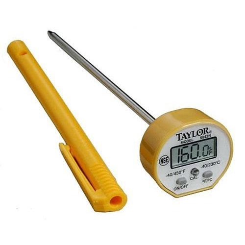 Waterproof Digital Thermometers