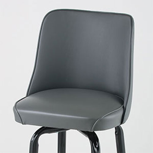ROY7714SGY Bucket Seat Replacement Gray Upholstered Seat : roy 714 s gymain from www.usmarkerboard.com size 500 x 500 jpeg 17kB