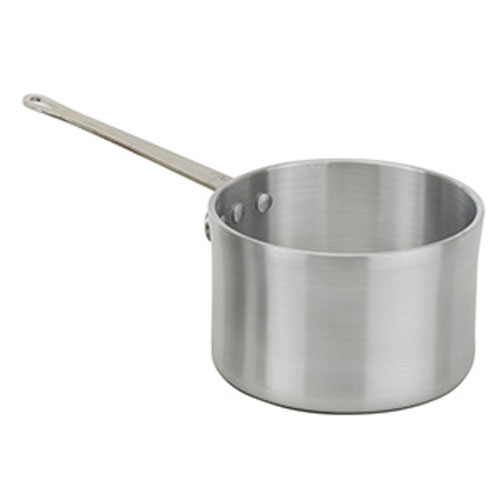 Heavy Duty Aluminum Sauce Pans and Covers