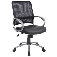 Professional Managers Mesh Task Chairs