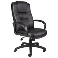 Executive Black LeatherPlus Chair