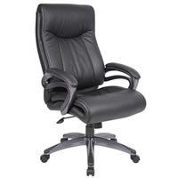 High Back Double Layer Executive Chair