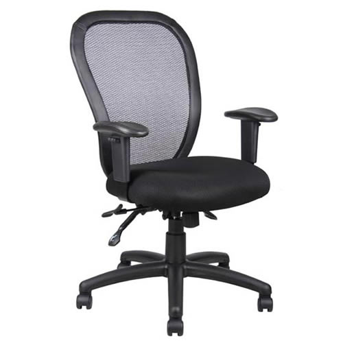 Multi-Function Mesh Back Chair