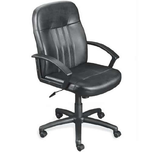 Budget Executive LeatherPlus Chairs