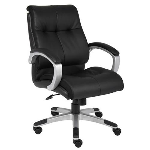 Double Plush Executive Chair