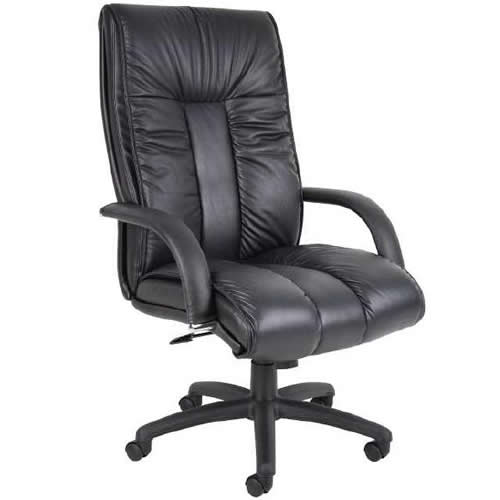 Executive Italian Leather Chairs
