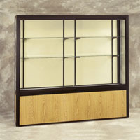 Challenger 1000 Series Aluminum Frame Display Case