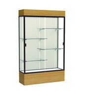 Reliant Series Aluminum Frame Display Case