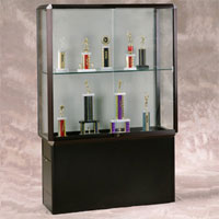 Prominence Spotlight Series Aluminum Frame Display Case