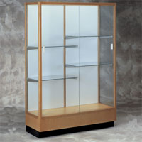 Heritage Series Wood Frame Display Cases