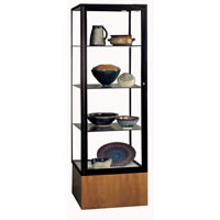 Keepsake 4000 Series Aluminum Frame Display Cases