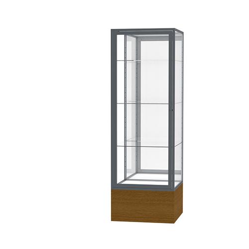 Keepsake 4000 Series Aluminum Frame Display Cases