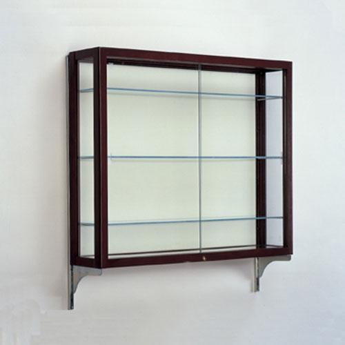 heirloom series wall mounted display cases. Black Bedroom Furniture Sets. Home Design Ideas