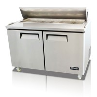 Competitor Series Standard Top Sandwich Preparation Tables