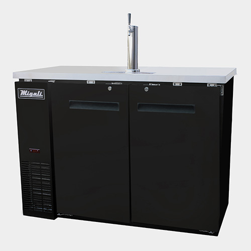 Competitor Series Direct Draw Beer Dispenser Refrigerators