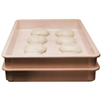Pizza Dough Stacking Box