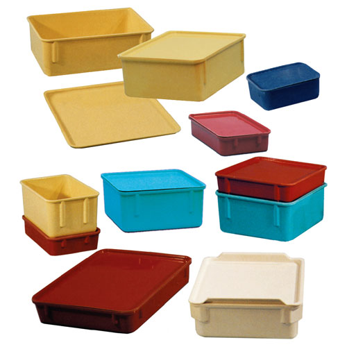 Small Storage Boxes and Lids