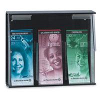 Pamphlet Dispensers