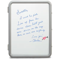 Image Enclosed Dry Erase Boards