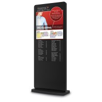 "49"" LCD All-In-One Freestanding Kiosk"