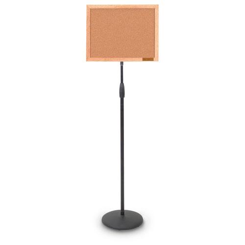 Adjustable Pedestal Corkboards