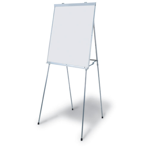 Four Legged Dry Erase and Chalkboard Easels