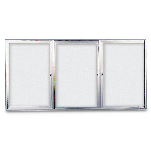 Indoor Enclosed Dry Erase Boards