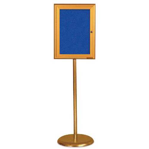 Enclosed Pedestal Easy Tack Boards