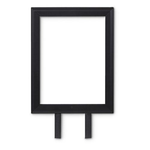 Sign Frame for Tape Posts