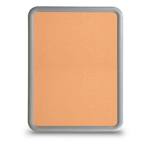 """Plastic Frame """"Image"""" Open Corkboards"""