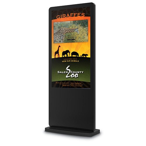 """49"""" LCD All-In-One Touch Display with Media Player"""