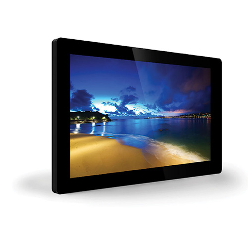 "22"" Mini All-In-One Touch Display Digital Sign"