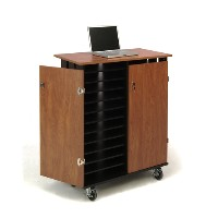 Laptop Charging and Storage Cart